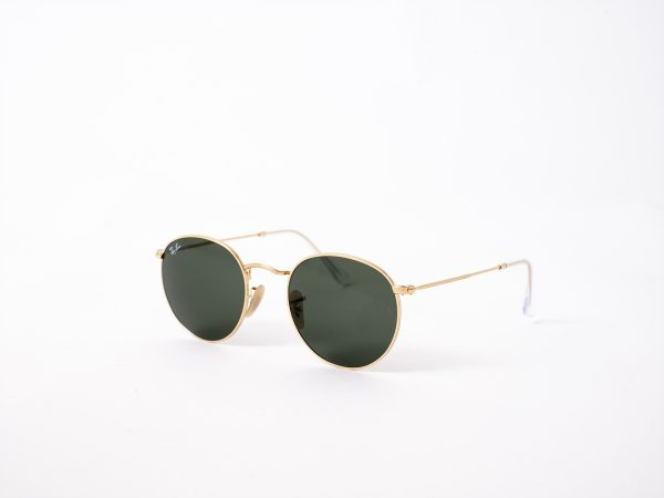 Ray-Ban Round Metal RB 3447 001