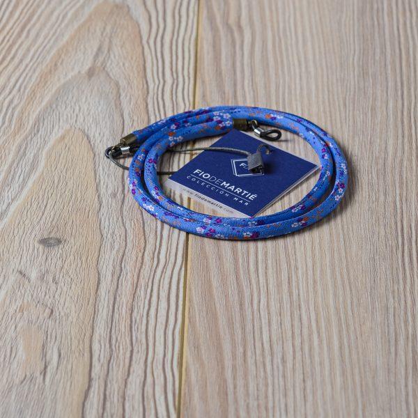 Cordón Fio de Martié Azul
